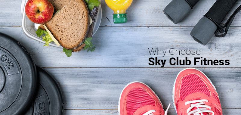Sky Club Fitness 24/7 | West Essex Premier Boutique Gym